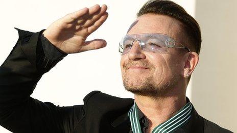 Bono Almost Dies