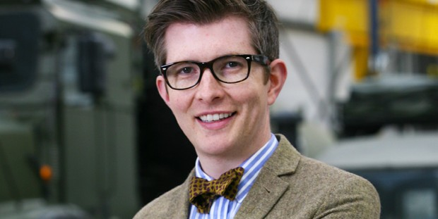 Gareth Malone OBE - Ambassador For 'Music for All'