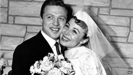 Eydie Gorme had several hits, both with her husband Steve Lawrence and as a solo artist
