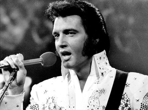 Elvis at the O2