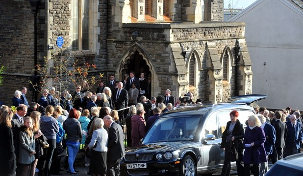 Alvin Stardust laid to rest