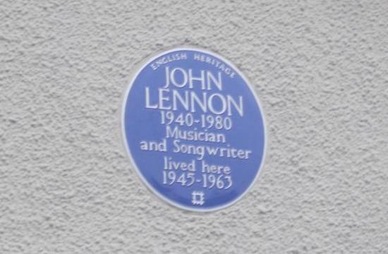 John Lennons Mothers House