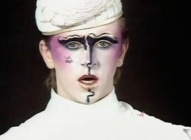 Steve Strange Fashion Icon And Singer Dead