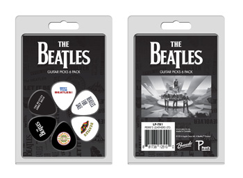 Beatles Plectrums For Guitar and singers