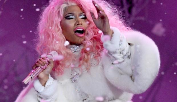 Nicki Minaj singer