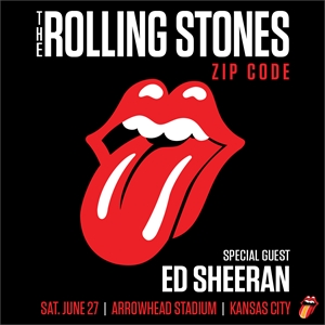 New Rolling Stones tour announced