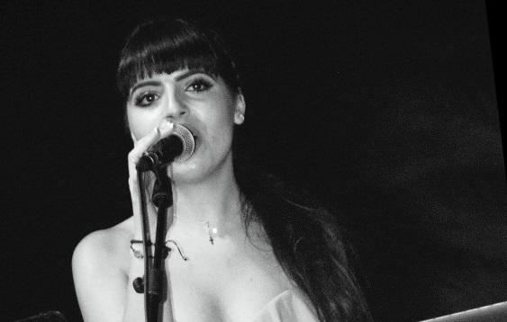 Katerina Tofia singer