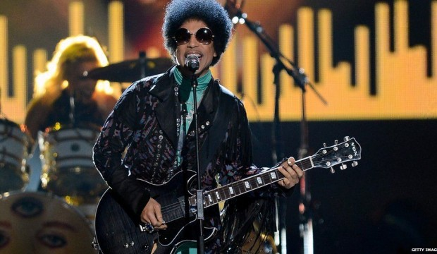 Singer Prince Dies In April.