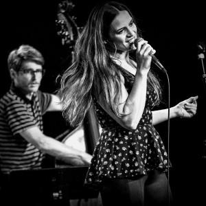 Liz Singing